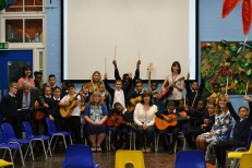 Shoreditch Primary School, April 2016