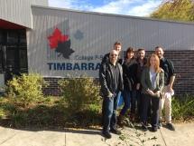 Timbarra P-9 school visit June 2016